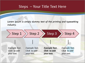 Electric car PowerPoint Template - Slide 4