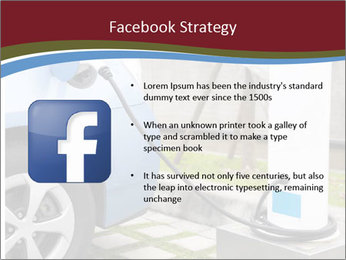 Electric car PowerPoint Template - Slide 6