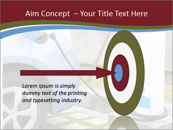 Electric car PowerPoint Template - Slide 83