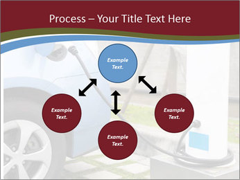 Electric car PowerPoint Template - Slide 91