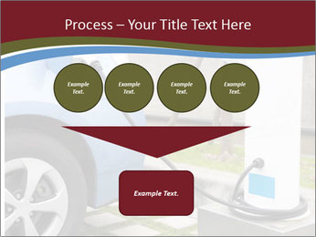 Electric car PowerPoint Template - Slide 93