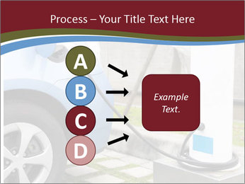 Electric car PowerPoint Templates - Slide 94