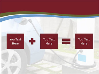 Electric car PowerPoint Templates - Slide 95