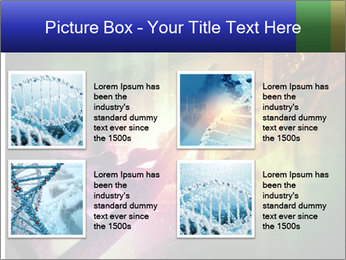 DNA molecule PowerPoint Templates - Slide 14