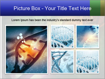 DNA molecule PowerPoint Templates - Slide 19