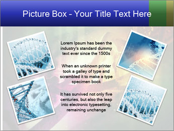 DNA molecule PowerPoint Templates - Slide 24
