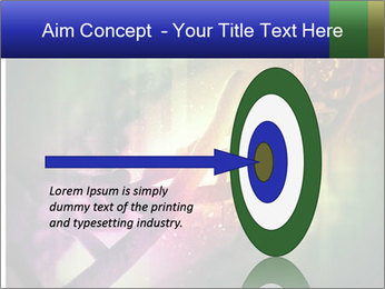 DNA molecule PowerPoint Templates - Slide 83