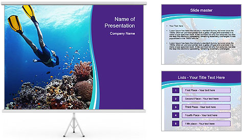 0000087435 PowerPoint Template