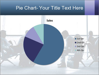 Business people traveling on airport PowerPoint Templates - Slide 36