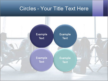 Business people traveling on airport PowerPoint Templates - Slide 38