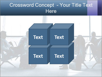 Business people traveling on airport PowerPoint Templates - Slide 39