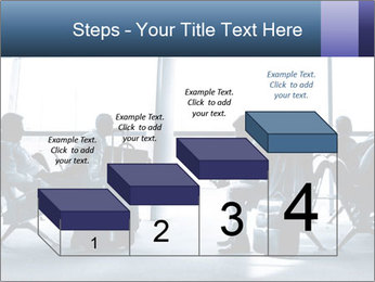 Business people traveling on airport PowerPoint Templates - Slide 64