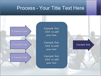 Business people traveling on airport PowerPoint Template - Slide 85