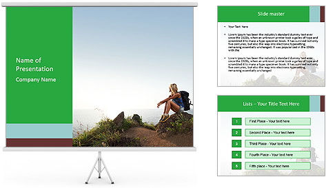 0000087438 PowerPoint Template