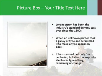 Hiker lady PowerPoint Templates - Slide 13
