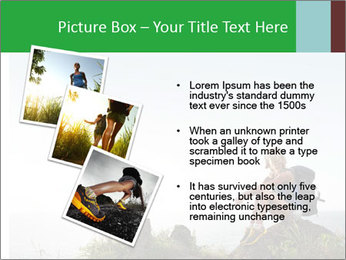 Hiker lady PowerPoint Templates - Slide 17