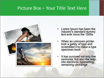 Hiker lady PowerPoint Templates - Slide 20