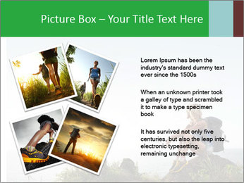 Hiker lady PowerPoint Templates - Slide 23