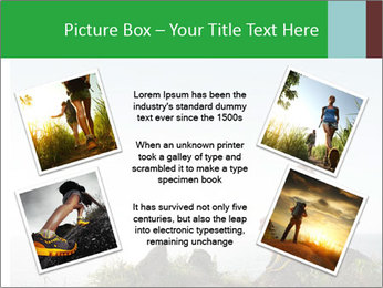 Hiker lady PowerPoint Templates - Slide 24