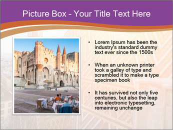 Cathedral Roof PowerPoint Template - Slide 13