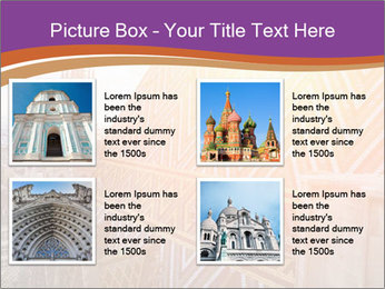 Cathedral Roof PowerPoint Template - Slide 14