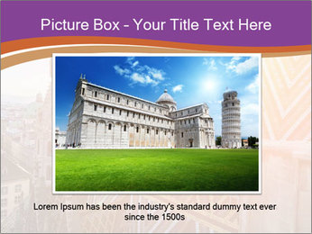 Cathedral Roof PowerPoint Template - Slide 15