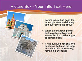 Cathedral Roof PowerPoint Template - Slide 17