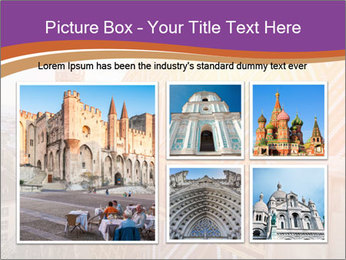 Cathedral Roof PowerPoint Template - Slide 19