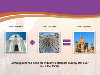 Cathedral Roof PowerPoint Template - Slide 22