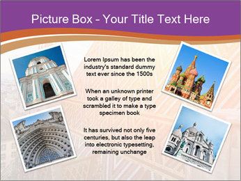 Cathedral Roof PowerPoint Template - Slide 24