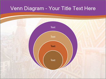 Cathedral Roof PowerPoint Template - Slide 34