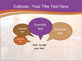 Cathedral Roof PowerPoint Template - Slide 73