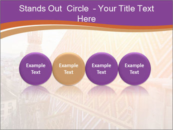 Cathedral Roof PowerPoint Template - Slide 76