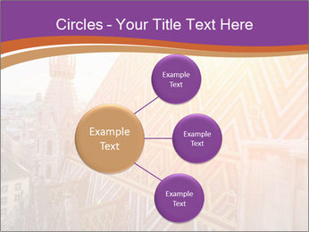 Cathedral Roof PowerPoint Template - Slide 79