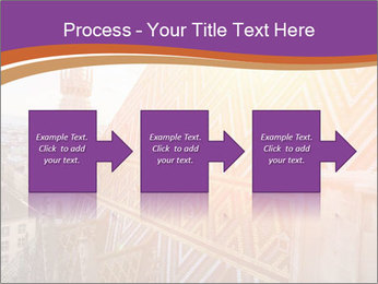 Cathedral Roof PowerPoint Template - Slide 88