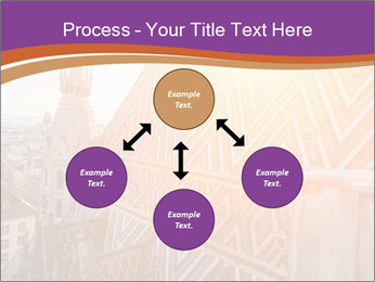 Cathedral Roof PowerPoint Template - Slide 91