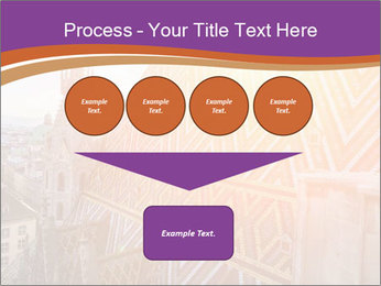 Cathedral Roof PowerPoint Template - Slide 93