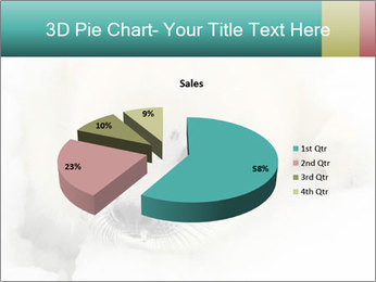 Baby harp seal pup PowerPoint Template - Slide 35