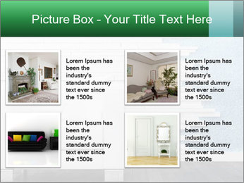 Modern white chair PowerPoint Templates - Slide 14