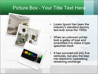 Modern white chair PowerPoint Templates - Slide 17