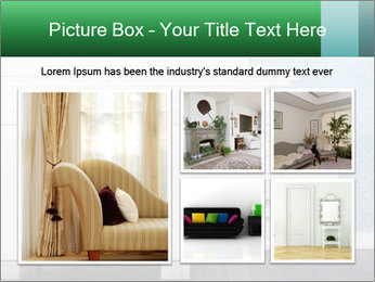 Modern white chair PowerPoint Templates - Slide 19
