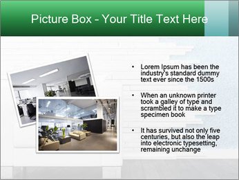 Modern white chair PowerPoint Templates - Slide 20