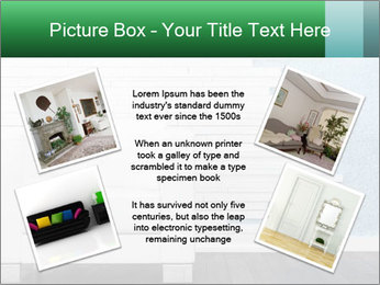 Modern white chair PowerPoint Templates - Slide 24