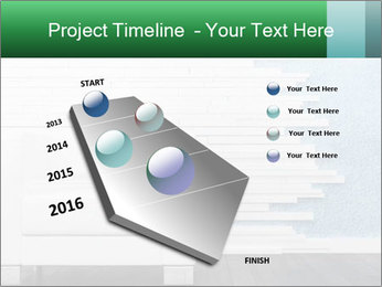 Modern white chair PowerPoint Templates - Slide 26