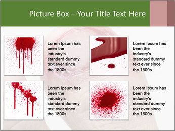 Bleeding at toenail PowerPoint Template - Slide 14