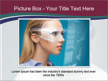 Picture of handsome man PowerPoint Template - Slide 15