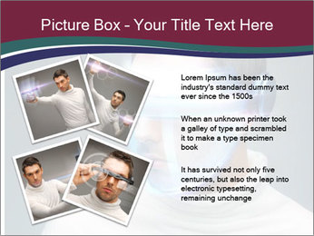 Picture of handsome man PowerPoint Template - Slide 23