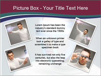 Picture of handsome man PowerPoint Template - Slide 24