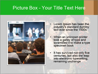 Theater Institute PowerPoint Templates - Slide 13