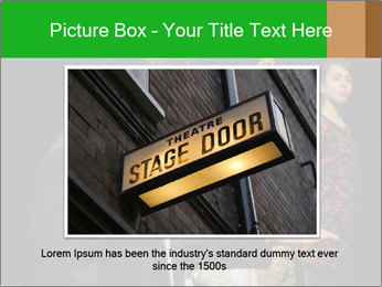 Theater Institute PowerPoint Templates - Slide 15